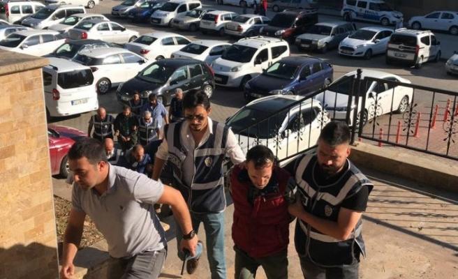 Türkiye'nin beşinci yüz nakli yapılan Recep Sert Bilecik'te tutuklandı