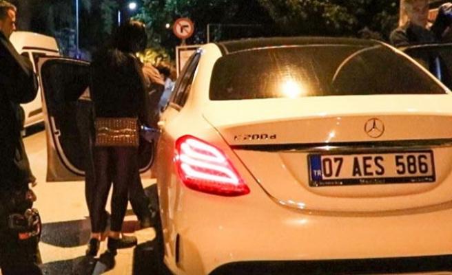 Arabasının yanına geldiğinde şoke oldu! 'Keşke yaksalardı'