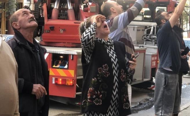 Bursa'da can pazarı! Çocuğunun kurtarılmasını böyle bekledi