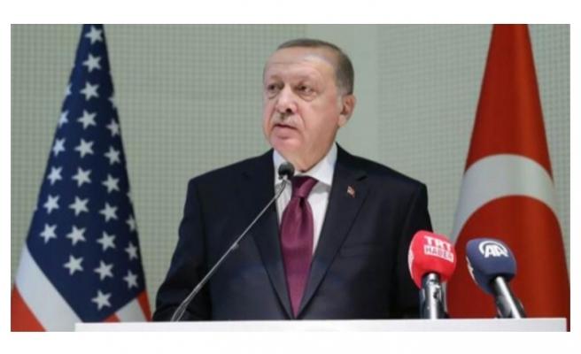Erdoğan ABD'den yurda döndü