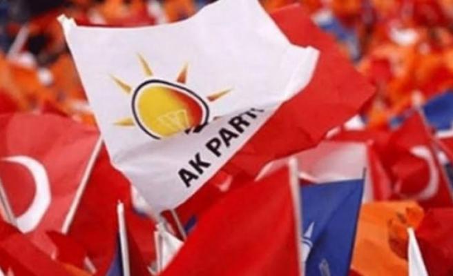 AK Parti Bursa'da şok istifa