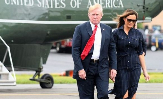 Beyaz Saray'da Ivanka Trump ve Melania Trump savaşı