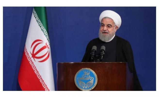 Ruhani: İran'a göre problem yok