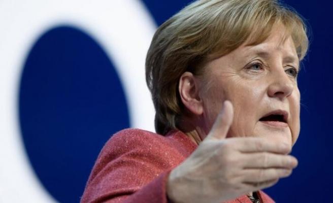 """Angela Merkel: """"Suriye'de yapılan hatalar Libya'da tekrarlanmamalı"""""""