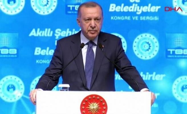 Erdoğan net sayıyı açıkladı!  1 milyon 92 bin 741 başvuru