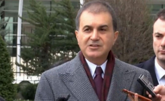 AK Parti Sözcüsü Çelik: TSK görevini yerine getirecek