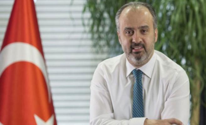 Başkan Aktaş'tan Bursa'ya Sevgililer Günü şiiri