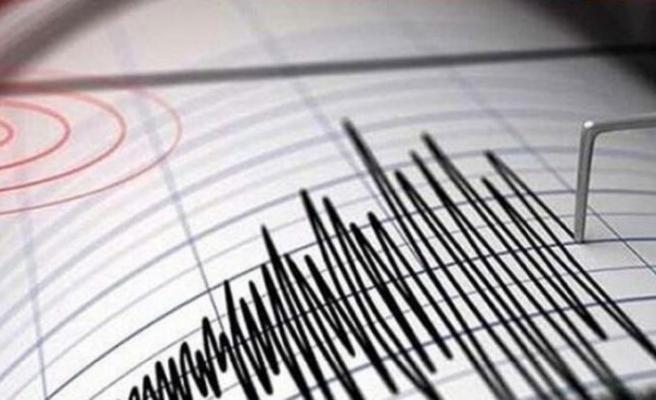 Çanakkale'de korkutan deprem! Depremin büyüklüğü...