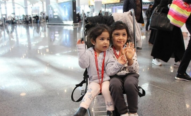 İstanbul Havalimanı'nda bebek arabaları ücretsiz