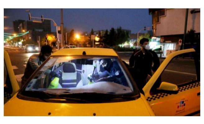İran'da seyahat yasağı başladı