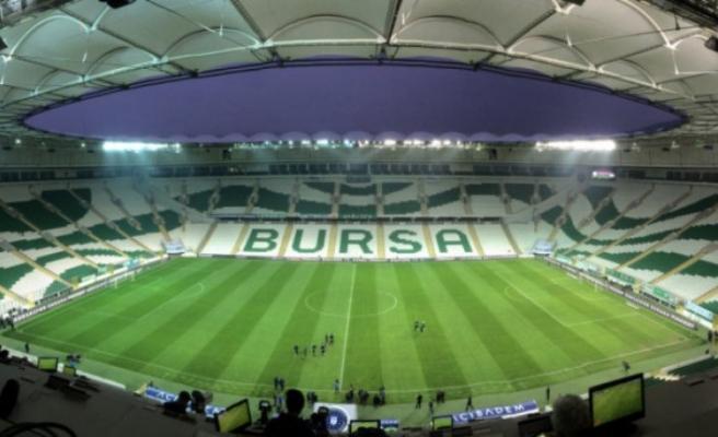 İşte Bursaspor-Boluspor maçındaki koronavirüs önlemleri