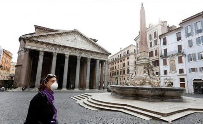 İtalya'da can kaybı 8 bin 165'e yükseldi
