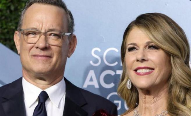 Ünlü oyuncu Tom Hanks ve eşinde corona virüs tespit edildi