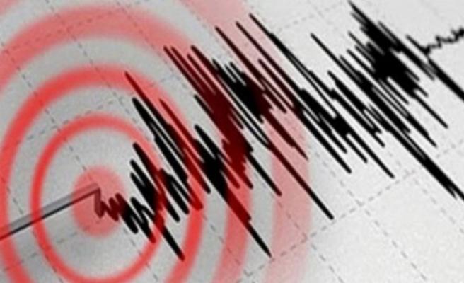 Manisa'da korkutan deprem! 08.40 sıralarında...
