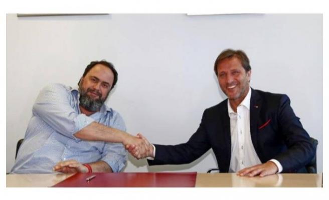 Olympiakos, Pedro Martins ile 2 yıl daha devam edecek!