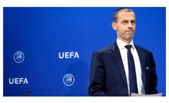 TTF'ye UEFA'dan destek!