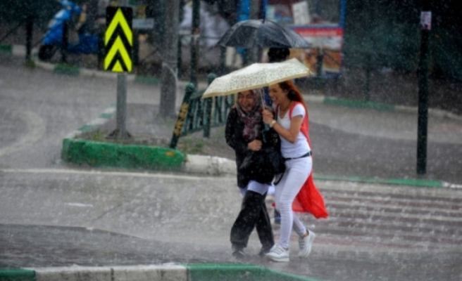 Meteoroloji'den Bursa uyarısı! Yarın da sürecek