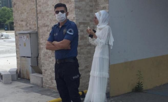 Zorla evlendirilmek istenen kız nikahtan kurtarıldı