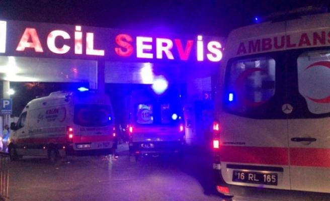 Bursa'da dünürlerin kavgası kanlı bitti: 1 ölü, 1 ağır yaralı