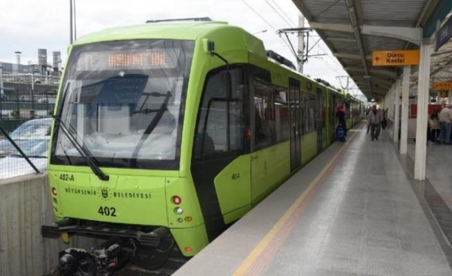 Bursa metrosu Görükle'ye uzayacak