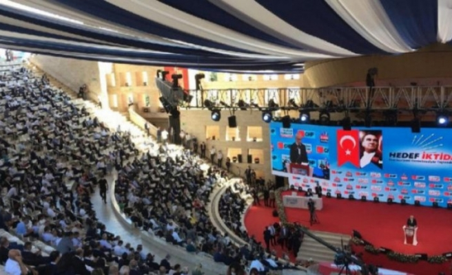 CHP Kurultayı'nda ikinci gün! Başvuru yapan kişi sayısı açıklandı