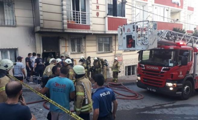 İki kişi yangında hayatını kaybetti