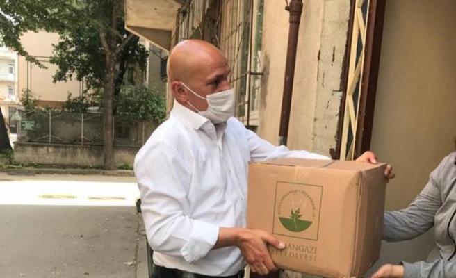 Sosyal destekte Osmangazi farkı