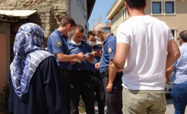 Bursa'da kuyumcu çantasıyla yürürken kapkaca uğradı