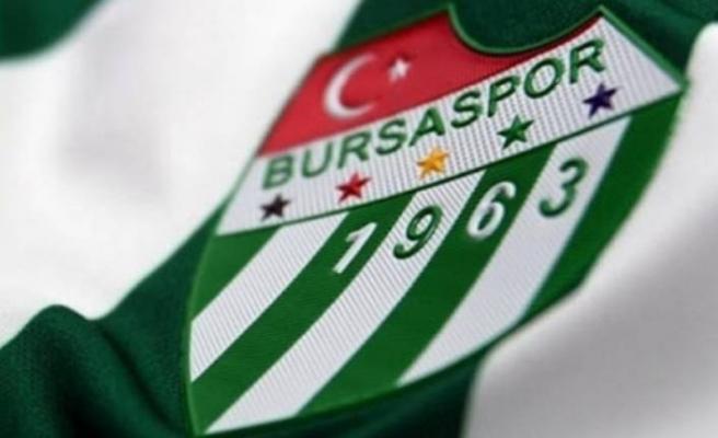 Bursaspor'da korona şoku!