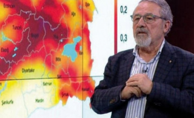 Depremi yine bildi! Prof. Dr. Görür günler öncesinden uyarmıştı...