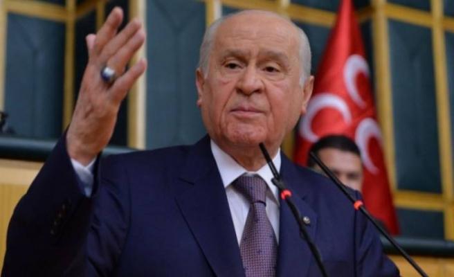 MHP lideri Bahçeli'den Biden'a tepki: Tam bir kokuşmuşluk
