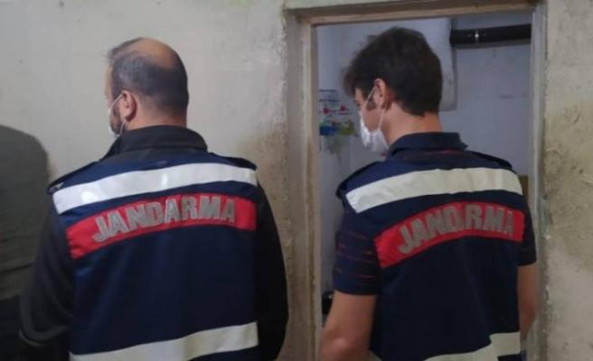 Bursa'da El Nusra Terör Örgütü üyesi yakalandı!
