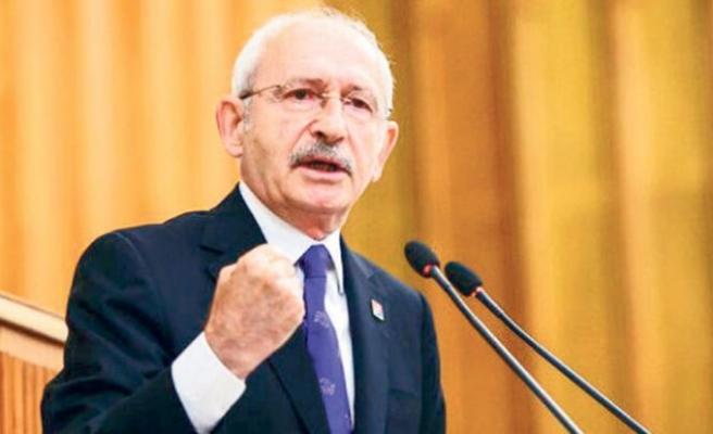 """Kılıçdaroğlu: """"Seçimle gelen seçimle gider"""""""