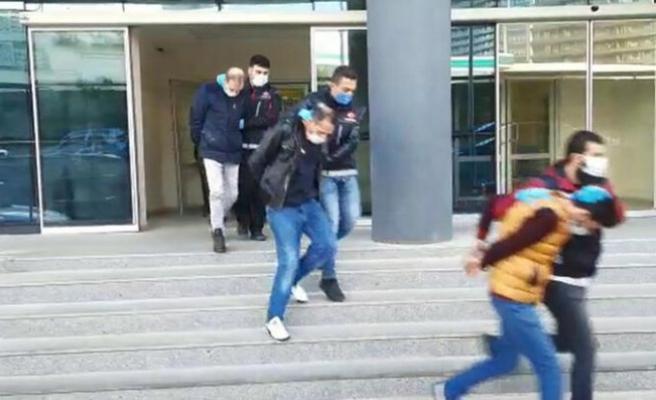 Bursa'da uyuşturucu operasyonu! 11 kişi tutuklandı