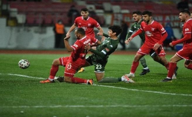 Bursaspor'da ivme düştü!