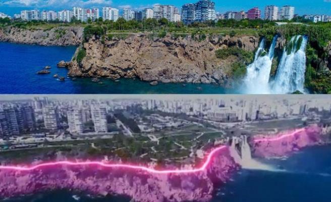 Antalya'da tepki çeken projenin iptali istendi! 'Bu kabul edilemez'