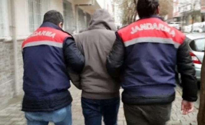 Bursa'da jandarmadan uyuşturucu operasyonu! 2 gözaltı