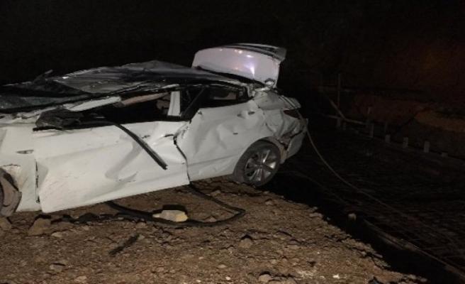 Bursa'da otomobil fabrikanın inşaatına uçtu! 2 ölü