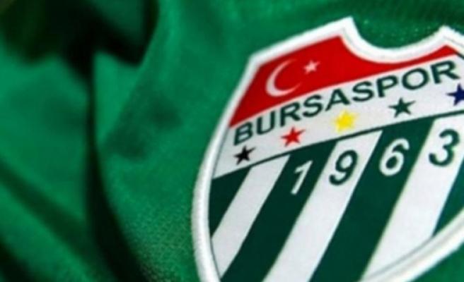 Bursaspor'da istifa depremi…
