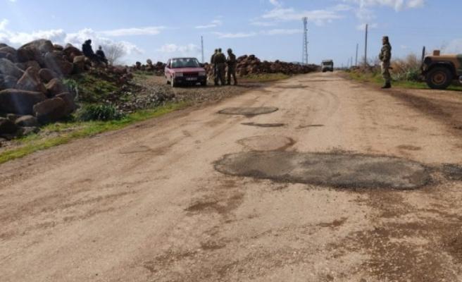 Hatay'da çatışma: 4 terörist etkisiz hale getirildi