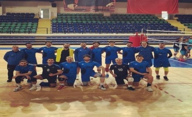 Karacabey Belediyespor'da play-off mutluluğu