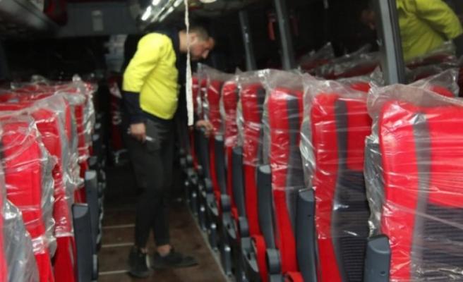 Şehirlerarası yolcu taşıyan otobüslere Covid-19 düzenlemesi