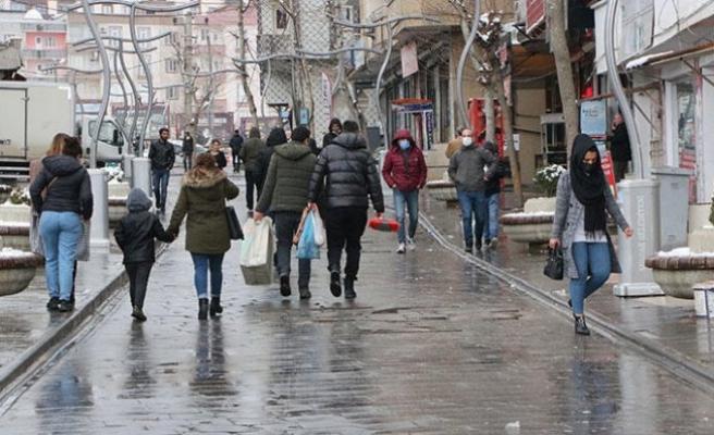 Şırnak'ın 'mavi' kalma sırrı; 80 kişilik ekip!