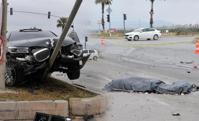 Ünlü iş adamı Bilal Kadayıfçıoğlu kaza geçirdi! Ölü ve yaralılar var