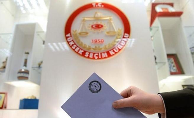 YSK 2020 verileriyle duyurdu! İllerin milletvekili sayıları yeniden düzenlendi