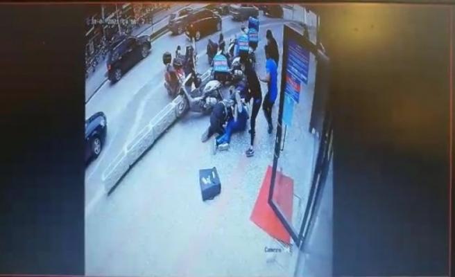Bursa'da eski iş arkadaşını bıçakladı!