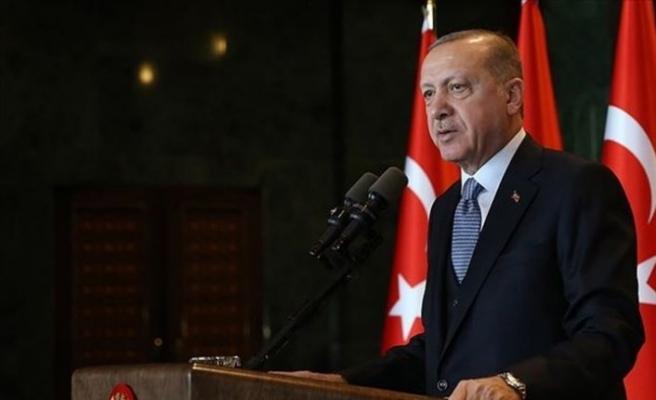 Cumhurbaşkanı Erdoğan açıkladı! Türkiye iki hafta kısmi kapanacak