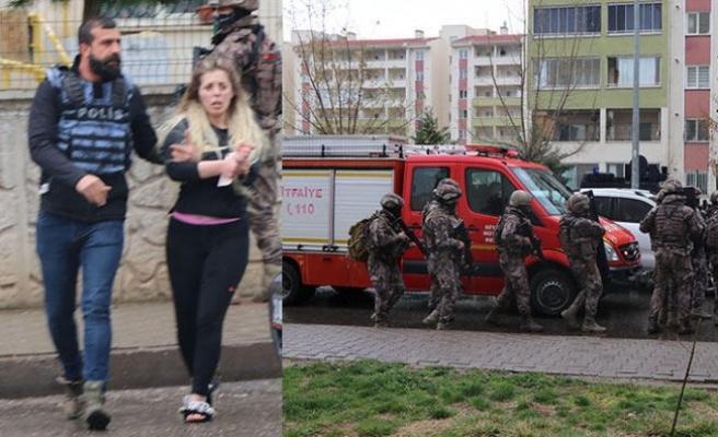 Diyarbakır'daki 'sevgili' çatışmasına 4 tutuklama