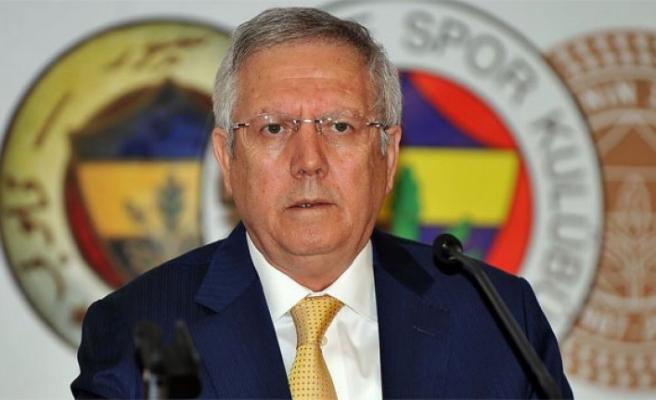 Fenerbahçe'den Aziz Yıldırım'a teşekkür