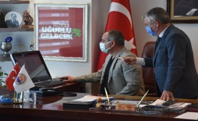 Gemlik Belediyesi ile Tapu Müdürlüğü arasında dijital işbirliği